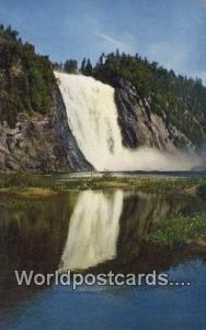 Quebec Canada, du Canada La Magnifique chute Montmorency, Falls of Montmorenc...