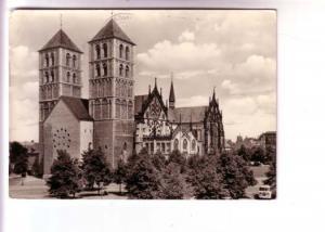 B&W Photo, Large Church, Munster West, Germany