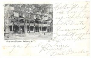 18534  NY Salem   Ondawa House Hotel