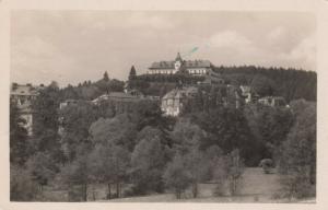 RP: MARIANSKE LAZNE, Czech Republic , 1920-40s; Hotel Monty