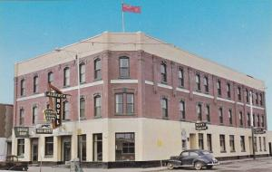 Alberta Hotel , VEGREVILLE , Alberta , Canada , 40-60s