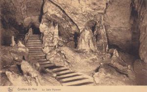 Stairs, La Salle Vigneron, Grottes De Han, Belgium, 1900-1910s