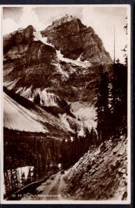 Mt Stephen,Yoho National Park,British Columbia,Canada