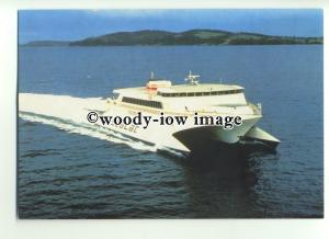 FE0556 - Hoverspeed Seacat Ferry - Hoverspeed Great Britain  built 1990 postcard