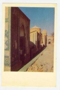 Samargand (Uzbekistán), Shah Zindah Complex, 1950-60s