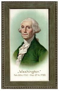 14506   Washington's Birthday