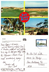 Tierra del Sol Golf Course, Aruba