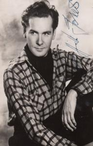 Griffith Jones Vintage Signed Photo