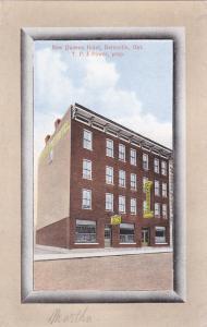 BELLEVILLE , Ontario, Canada, 1900-1910's; New Queens Hotel