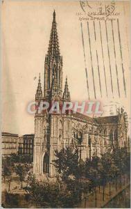 Postcard Old San Sebastian Buen Pastor Iglesia