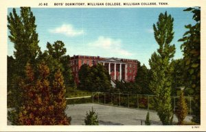 Tennessee Milligan College Boys Dormitory