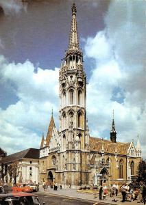 BR84733  budapest matthias church hungary 1