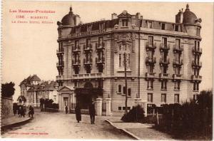 CPA BIARRITZ - Le Grand Hotel Regina (162847)