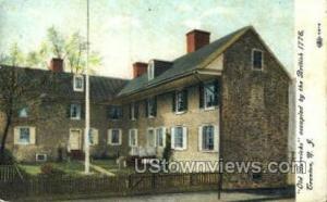 The Barracks  Trenton NJ Unused
