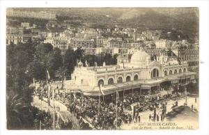 Monte-Carlo, Cafe de Paris, 00-10s