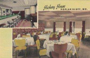 POLAR BLUFF , Missouri , 1930-40s ; Hickory house
