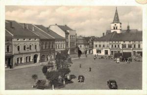 Czech Republic Valašské Meziříčí 02.64