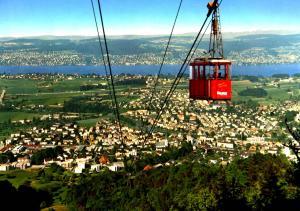 Switzerland - Adliswil-Felsenegg (Aerial Lift)