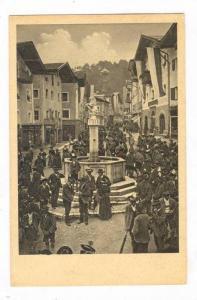 Marktplatz, Berchtesgaden (Bavaria), Germany, 1900-1910s