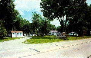 Illinois Galena Palace Cottage Court