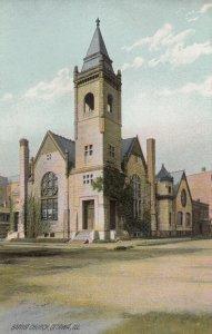OTTAWA , Illinois , 1900-10s ; Baptist Church