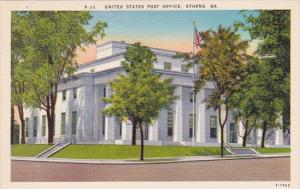 United States Post Office Athens Georgia