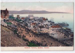 Dufferin Terrace, Quebec