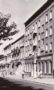 RP: CZESTOCHOWA , Fragment Alei NMP , Poland 50-60s