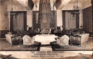 Lounge and Fireplace in Gulfport, Mississippi
