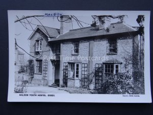 Youth Hostel MALDON YHA Essex c1960's RP Postcard by YHA