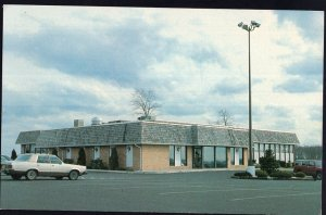 Pennsylvania Family Heritage Restaurant/Bakery FRANCONIA - Chrome - 1950s-1970s