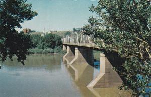 MEDICINE HAT , Alberta, Canada, 1964 ; Finlay Bridge