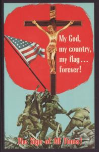 My God,My Country,My Flag.... Forever