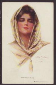 The Enchantress,Borleau Postcard