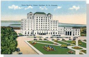 Halifax, Nova Scotia/NS, Canada Postcard, Nova Scotian Hotel