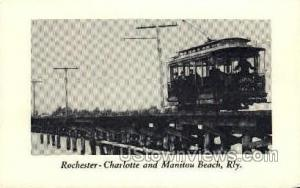 Charlotte, Manitou Bch Rochester NY Unused