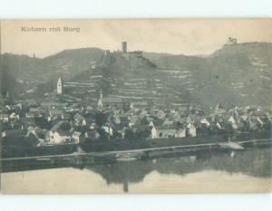 Divided-Back KOBERN-GONDORF Mayen-Koblenz - Rhineland-Palatinate Germany i4676