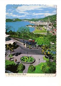 Town View, Charlotte Amalie, St Thomas Virgin Islands, Photo John Penrod
