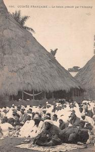 Guinea Guinee Francaise, Salam preside par l'Almamy