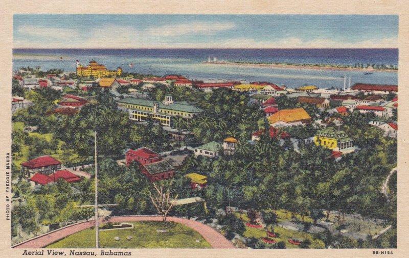 NASSAU , Bahamas , 1930-40s