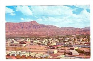 Overlooking City, Truth of Consequences, New Mexico, PU-1969