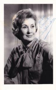 Dinah Sheridan The Railway Children Hand Signed Photo