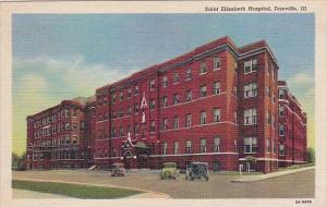 Illinois Danville Saint Elizabeth Hospital1952