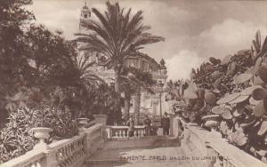 Monaco Monte Carlo Un Coin Du Jardins Photo