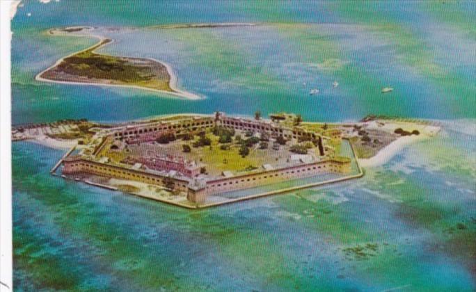 Florida Key West Fort Jefferson