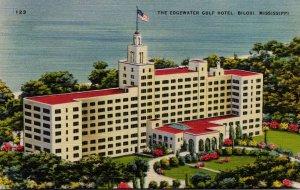 Mississippi Biloxi The Edgewater Gulf Hotel