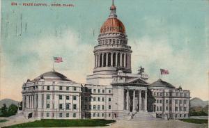 State Capitol, BOISE, Idaho, PU-1910