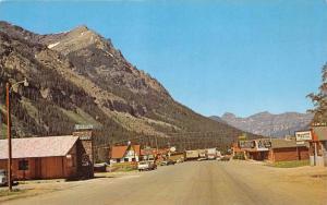 Montana  Cooke  N.E. entrance to Yellowstone National Park
