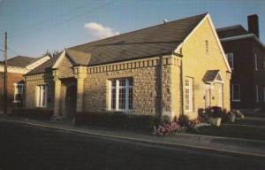 Ste. Genevieve Museum, Ste. Genevieve, Missouri 1940-60s