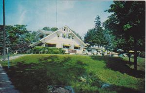 Exterior,  The Boyd Villa,  Niagara Falls,  Ontario,  Canada,  40-60s